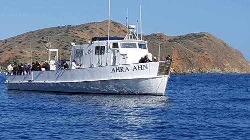 Ahra ahn sportfishing long beach ca for Long beach fishing boat