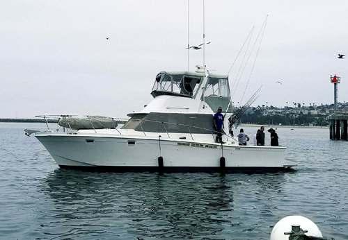 Pacific Raider Sportfishing Long Beach Ca