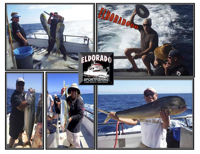 """Good Times"" on the Eldorado!"