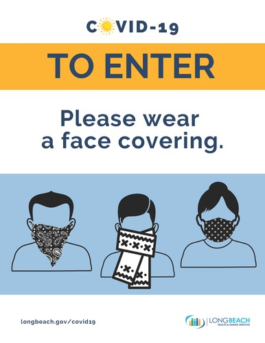 FACE MASKS REQUIRED WHILE AT THE LANDING, AND WHILE ON OUR VESSELS.